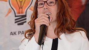 AK Parti İl Başkanı Yeşim Karadağ Türk Kadınına Seçme ve Seçilme Hakkının verilmesinin yıldönümü nedeniyle bir mesaj yayınladı.