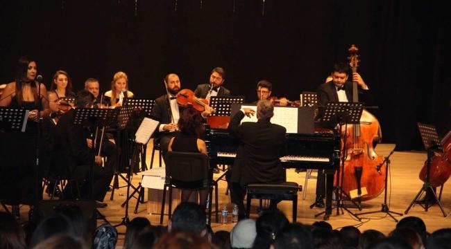 Biga Belediyesinden Unutulmaz müzik dinletisi