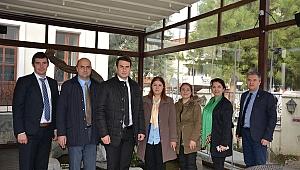 ÇTSO'da akreditasyon denetimi gerçekleşti