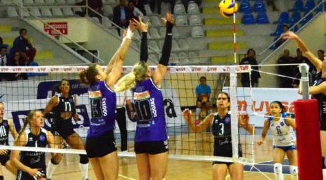 KADINLAR Voleybol 1. Ligi'nde 7. Hafta Karşılaşması