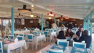 Kepez'de sarmaşık restaurant ve düğün salonu açıldı