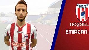 Dardanelspor Transferlere Devam Ediyor..