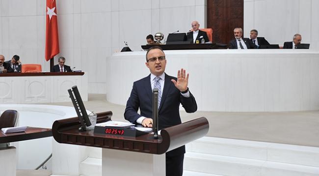 Turan: Yeni kanunla esnafımız ekonomik anlamda güçlenecek