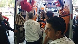 Çanakkale'de İntihar Eden Polis Memurundan Acı Haber..