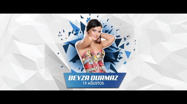 Festivalde Bu Akşam Beyza Durmaz Sahne Alacak...