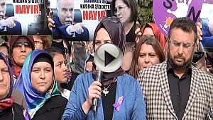 AK Partili kadınlardan, CHP'li Belediye Başkanına Tepki;