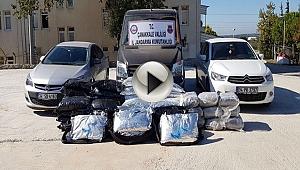 Çanakkale'de yaklaşık 2 Milyon Dolar Değerinde 300(kg) Esrar Ele Geçirildi!!!