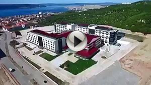 Çanakkale Yeni Devlet Hastanesine Kavuşuyor...