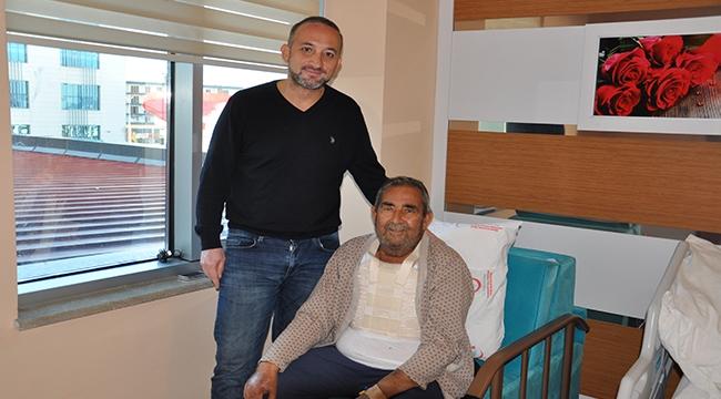 Aynı seansta Koroner Bypass ve Karotis Endarterektomi başarıyla gerçekleştirildi.