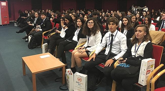 Çanakkale Koleji Çanakkale'ye bir ödül daha kazandırdı.