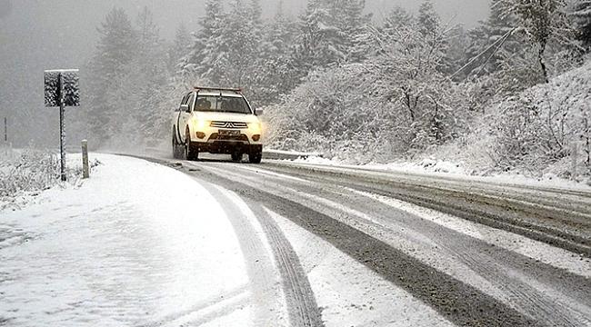 Dikkat! Kar alarmı verildi. Balkanlar'dan geliyor.