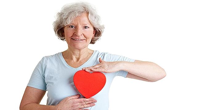 Kadın Kalbi Hassastır!