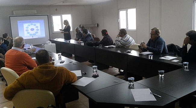 Küçük Sanayi Sitesi Ve Organize Sanayide Temizlik Eğitimi…