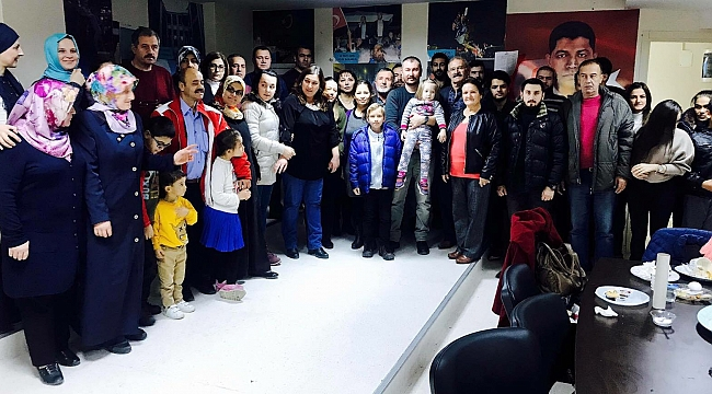 Ak Parti Kepez'den Kızılay'a Kan