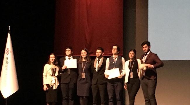 Çanakkale Koleji Öğrencisine Büyük Ödül