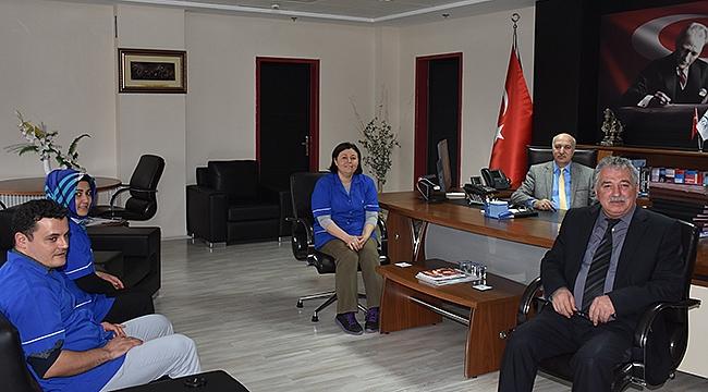 Çanakkale SGK İl Müdürü Basri Tümsek'ten Taşeron işçilerine için uyarı!