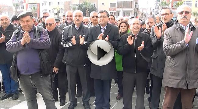 CHP 81 İl'de OHAL'i Protesto Etti