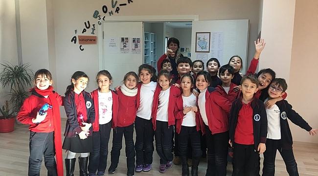 Çocuk Kültür Evi Okul Ziyaretleri Devam Ediyor