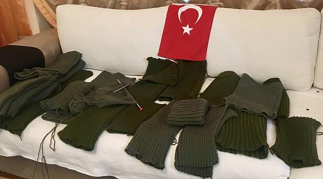 Şehitler Diyarından Afrin'e Destek
