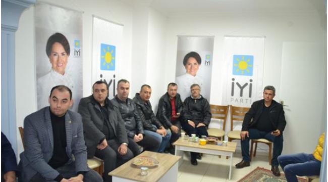 İYİ Parti Çan Teşkilatı'nda Görev Dağılımı Yapıldı