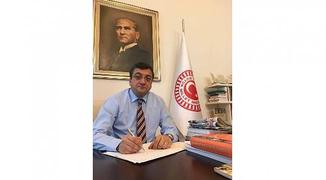 Milletvekili Öz'den futbolculara yapılan saldırı için soru önergesi