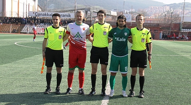 Yeni Çan Spor-Gaziosmanpaşa Spor 0-0