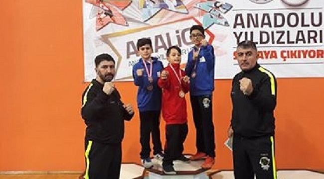 Çanakkale Erkek Takımı Yarı Finale Çıktı