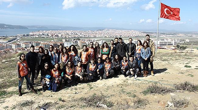 Çanakkale Koza Gençlik Derneğinden anlamlı etkinlik