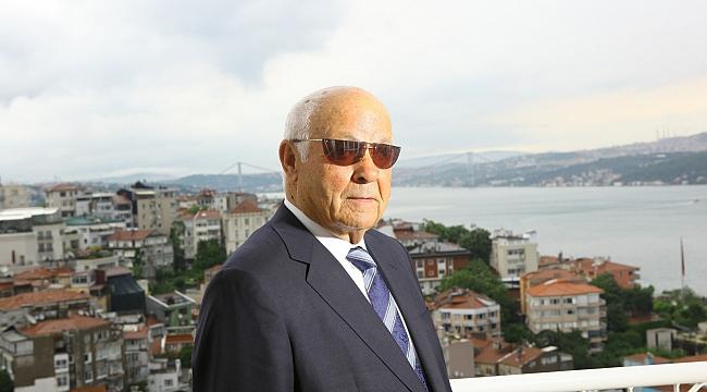 İÇDAŞ Yönetim Kurulu Başkanı Necati Aslan Hayatını Kaybetti.