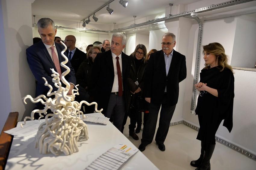 """""""Tavan Arası"""" Seramik Müzesinde Sergileniyor…"""