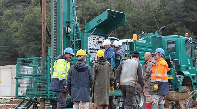 """Umurbey Belediyesi'nin""""Derin Su Kuyusu Projesi"""" Görücüye Çıktı"""