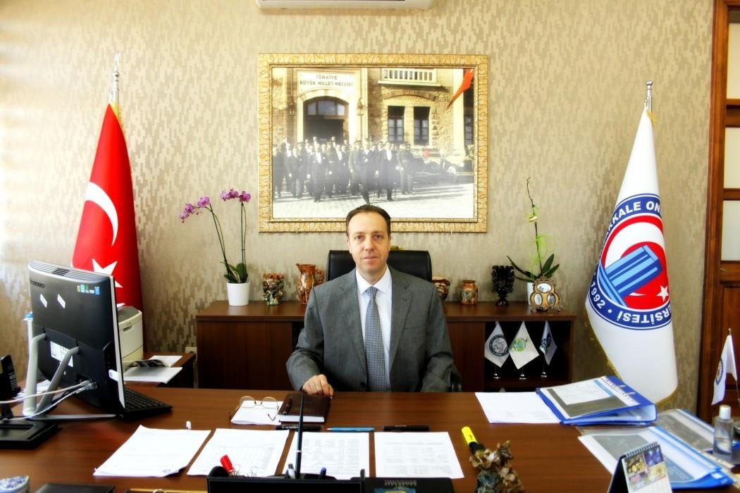 Ziraat Fakültesi Dekanı Prof. Dr. Alper Dardeniz 'Dünya Su Günü' Nedeniyle Bir Mesaj Yayımladı
