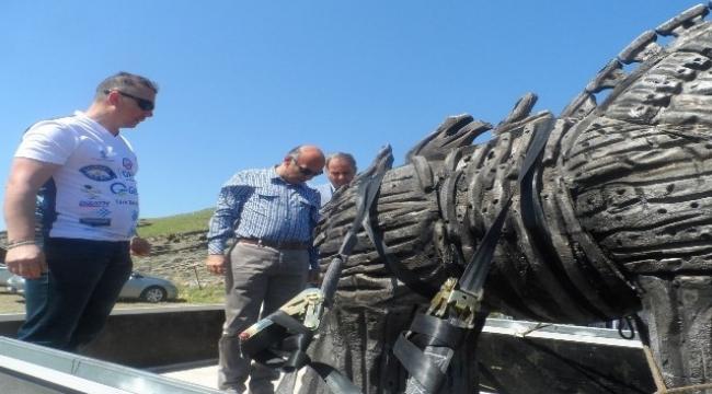 '2018 Troya Yılı'nda, Troya atıyla rekor denemesi