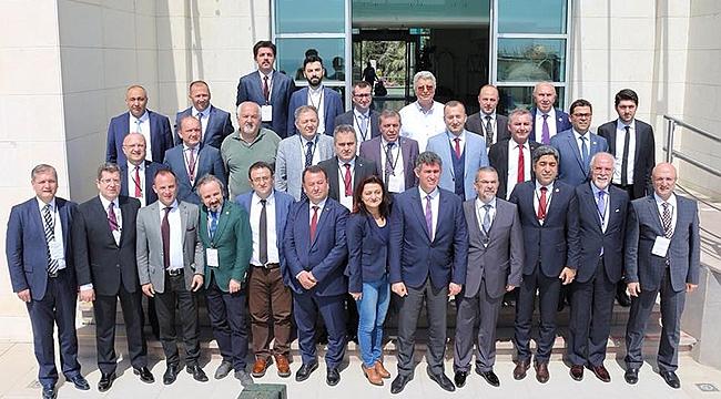 Baro Başkanları Balıkesir'de toplandı
