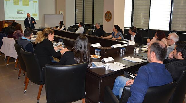 Çtso ur-ge projesi kapsamında ihracat mevzuatı ve operasyonel ihracat bilgisi eğitimi düzenledi
