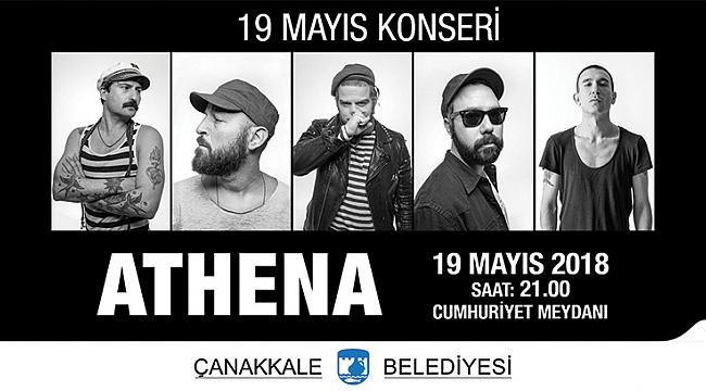19 Mayıs'ta Athena Konserine Davetlisiniz