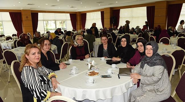 Başkan Kuzu, AK Kadınlarla Buluştu