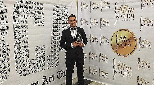 Çanlı Yazar Muhammed Yavaş, Altın Kalem Ödülüne Layık Görüldü