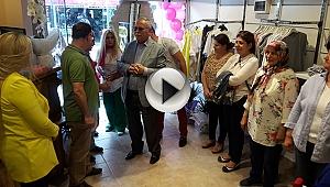 Favori Lina Giyim Mağazası Açıldı