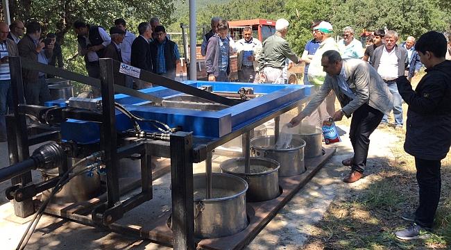 Karaibrahimler köyünde Garipçe Hayrı düzenlendi