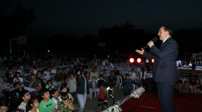 Kepez Mehmet Akif Ersoy Ortaokulu İftar Programı Gerçekleştirildi