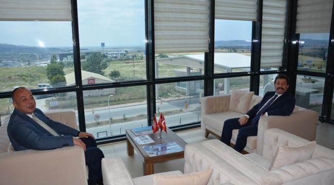 Vali Orhan Tavlı'dan Semizoğlu'na Ziyaret