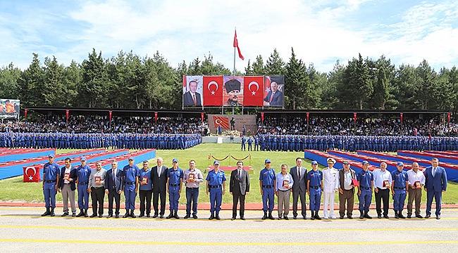 Jandarma Eitim Alay Komutanlnda 1998 2 Tertip Erler Yemin Etti