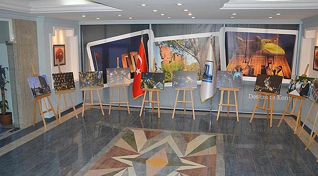 15 Temmuz Şehitlerini Anma, Demokrasi ve Milli Birlik Günü Fotoğraf Sergisi Valilikte Açıldı