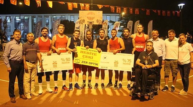 2. Umurbey Belediyespor Troya Kupası Sona Erdi
