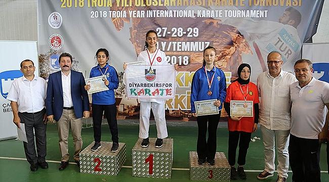 2018 TROYA Yılı Uluslararası Karate Turnuvası