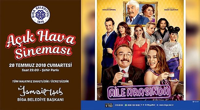 Biga'da Sinema Günleri İddialı Bir Filmle Başlayacak