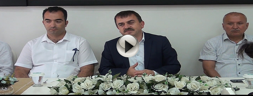 İl Milli Eğitim Müdürü Osman Özkan LGS Sınavında Başarılı Olan Öğrencilerle Buluştu