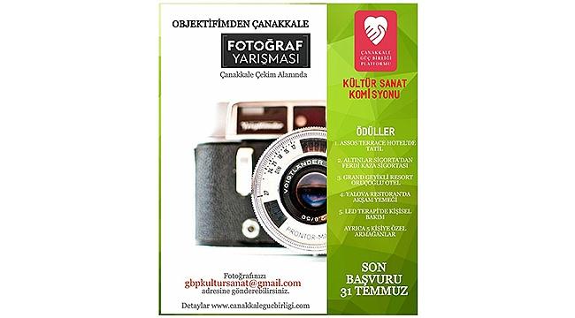 Objektifimden Çanakkale Fotoğraf Yarışması