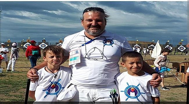Bigalı okçular Türkiye Şampiyonası'nda